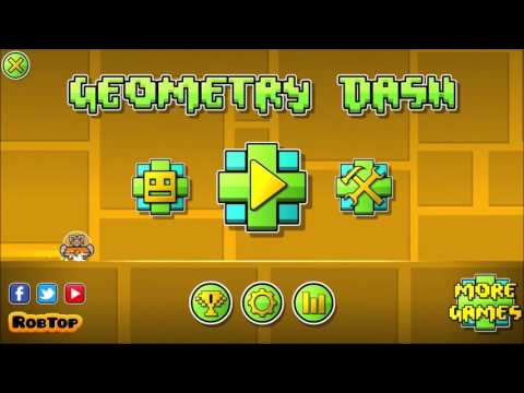 Can't Let Go - Geometry Dash - Original Music