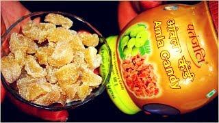 एक बार आँवला कैंडी इस तरीके से बना कर देखें आप पुराने सब तरीके भूल जायेंगेAmla Candy Recipe In Hindi