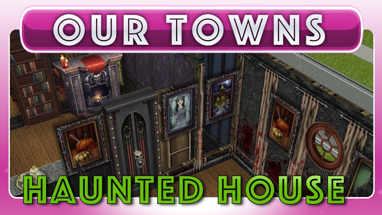 Sims FreePlay - Haunted House (Original House Design) - YouTube on sims home design, sims free play fashion designer, play design this home, sims 3 house layouts, sims free play room ideas, sims 3 mobile home, sims bustin' out house designs, design your own home, sims on sims free play house, sims free play theme homes, sims 3 small house plans, this is home, sims free play family house,