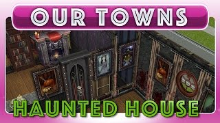Sims Freeplay - Haunted House (original House Design)