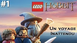 Lego Le Hobbit Episode 1 FR - Découverte Gameplay : Un voyage inattendu !