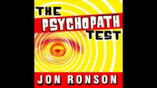 The Psychopath Test audiobook by John Ronson