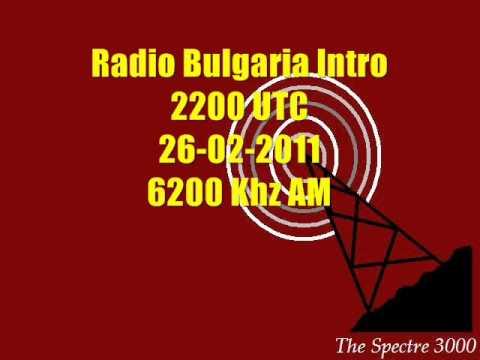 Radio Bulgaria Intro 2200 UTC 26-02-2011 6200 Khz AM