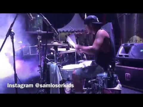 #EnoDrumCam #NTRLLive #EnoNTRL NTRL - LINTANG LIVE (Eno NTRL Drum Cam)