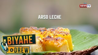 Biyahe ni Drew: Arso leche ng Nueva Ecija