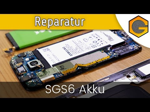 Reparatur - SGS6 Akku [German/Deutsch]