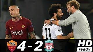 Roma vs Liverpool 4-2 ● ESPN ● Relato (Fernando Palomo) ● UCL 02/05/18