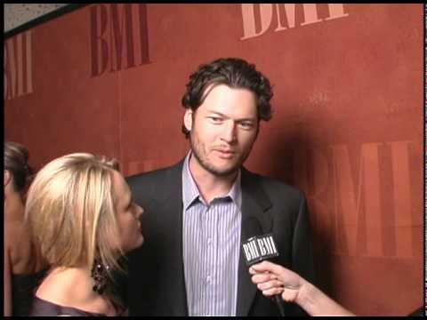 Miranda Lambert & Blake Shelton Interview - The 2008 BMI Country Awards