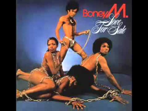 Boney M   Love For Sale   full album 1977