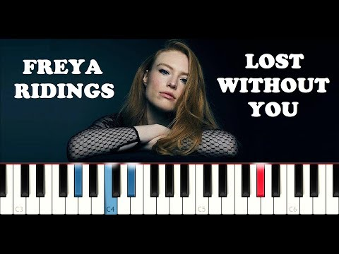 Freya ridings lost without you guitar chords tagged videos ...