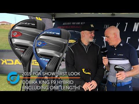 COBRA KING F9 HYBRID (INCLUDING ONE LENGTH)