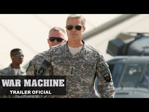 War Machine | Oficial Trailer | Subtitulado Español Latino