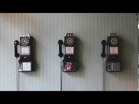 TELEPHONE RECEIVER PUT DOWN | SOUND EFFECT
