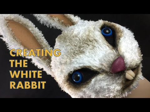 DIY White Rabbit Time-lapse