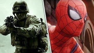 Call of Duty MW lançado DE NOVO? E Homem Aranha em 4K
