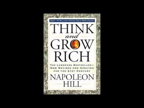 Think and Grow Rich YouTube Hörbuch auf Deutsch