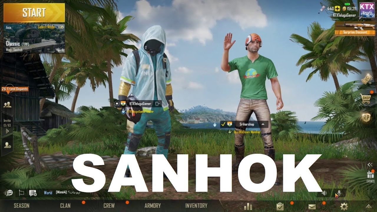 Pubg Telugu Sanhok Update Mobile 08 Is Here Dragon War Gkm 001 Sencaic Gaming Keyboard Mouse Combo Set Ktx Gamer