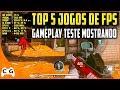 Top 4 Jogos de FPS Para PC Fraco Sem Placa de Vídeo 2019 (2gb de RAM) Testes Intel HD Graphics
