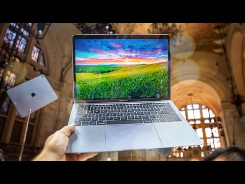 The Truth about the NEW MacBook Air (2018)