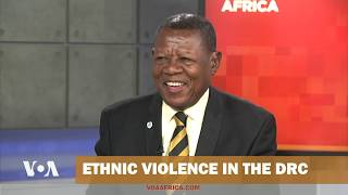 Shaka Challenges Mende on Violence Against the Banyamulenge - Straight Talk Africa