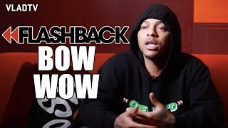 Bow Wow on Michael Jordan Throwing Away Bow's Allen Iverson Sneakers (Flashback)