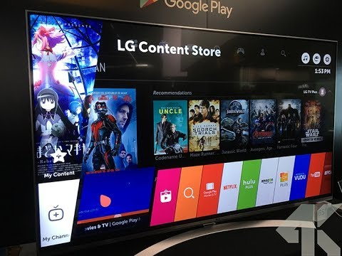 Lg Television Review
