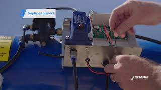 ScreenGuard™ Filter – Troubleshooting low or no water pressure in the field valves | Netafim