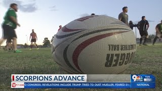 El Paso Scorpions rugby team advances to national championship
