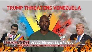 Trump Threatens Venezuela