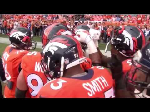 Denver Broncos Peyton Manning Super Bowl 50 Hype Video
