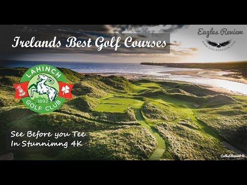 The Best Irish Golf Courses.