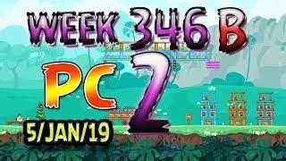 Angry Birds Friends Tournament Level 2 Week 346-B PC Highscore POWER-UP walkthrough
