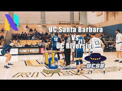 UC Santa Barbara Gauchos Vs UC Riverside Highlanders FULL GAME RECAP | Callum McRae SCORES 18 PTS!