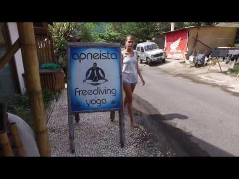 Apneista Freediving And Yoga School in Bali