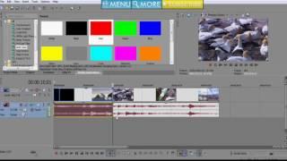 VIDEO EDITOR Sony Vegas Pro 13   Beginners Tutorial