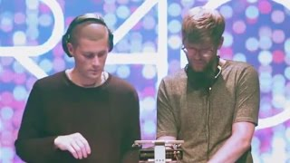 #Soundcheck with Andre from RAC at Green Label Live: New York
