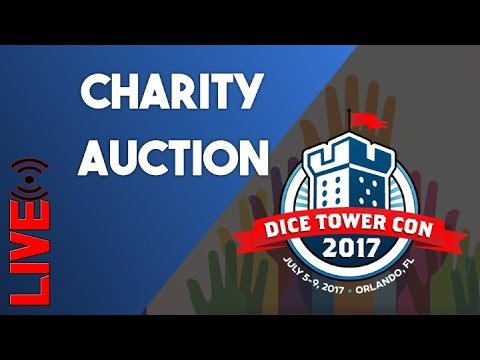 Charity Auction - Live at DTCon 2017