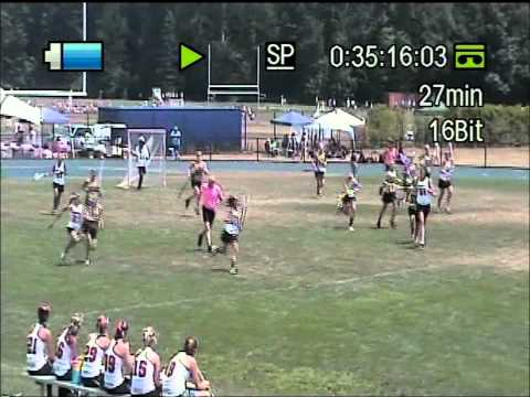 Katie Gill  27 Defense to Offense transition