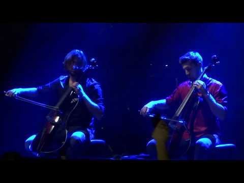 2Cellos - With or Without You / Time to Say Goodbye