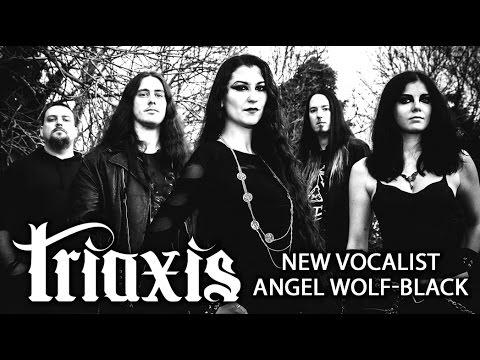 Resultado de imagem para triaxis angel wolf black