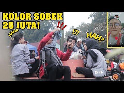VIDEO CALL SOMBONG DI SAMPING ORANG PAMERIN BARANG MAHAL SULTAN! Prank Indonesia!