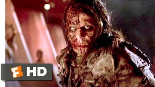John Carpenter's Ghosts of Mars (2001) - Catching the Train Outta Hell Scene (8/10) | Movieclips