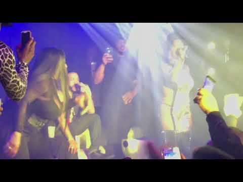 "Ts Madison & Khia performs ""Next Caller""  At Club Karma 021718"
