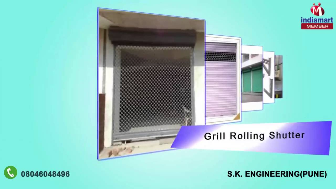 Premium Quality Door Frames And Fabrication Service By S.K. Engineering,  Pune