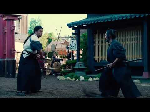 Musashi vs Tanaka - Westworld