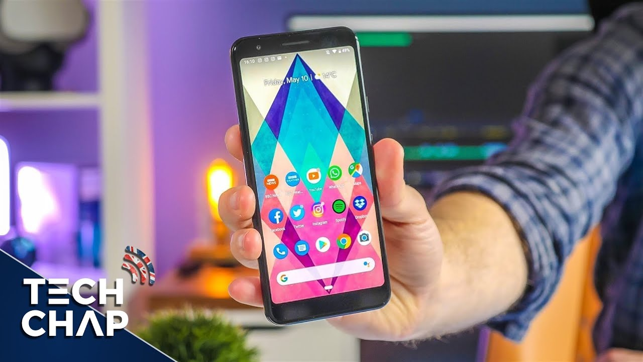 Pixel 3a my first impression