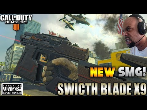 New SWITCHBLADE X9 😈 Black Ops 4 OPERATION GRAND HEIST 💰 Patch update 1.13 New BO4 Event OUTRIDER