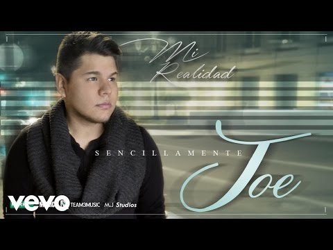Sencillamente Joe - Te Perdí (Audio)