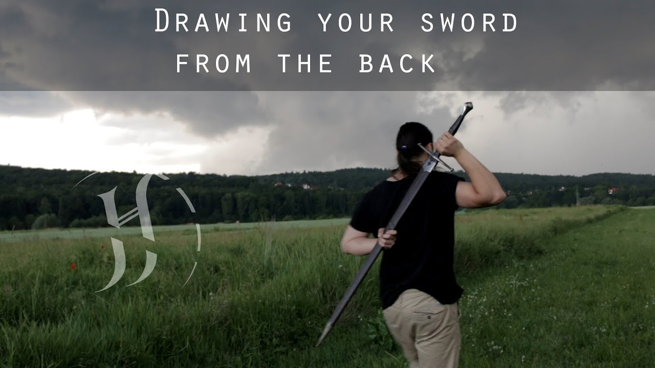Sword's Path | Fight like a Witcher - Drawing your sword from the back