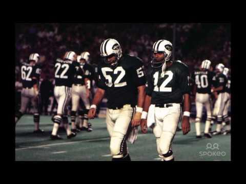 Interview w/ John Schmitt (Super Bowl Champion/Jets 1969)